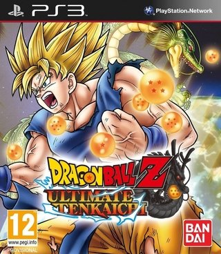 Dragon Ball Z: Ultimate Tenkaichi - Ps3