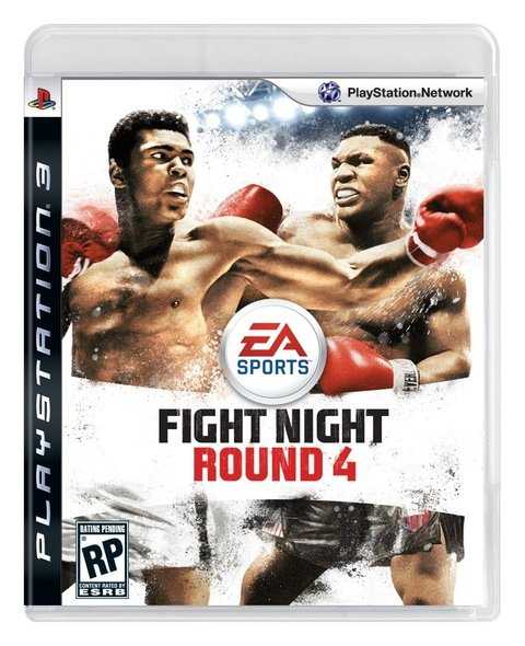 Fight Night Round 4 - Ps3