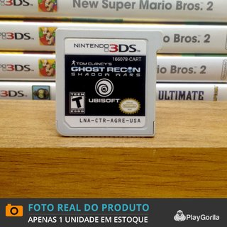 Ghost Recon Shadow Wars (sem caixinha) - 3ds
