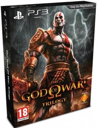 God Of War Trilogy (Japonês) - Ps3