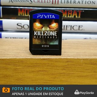 Killzone Mercenary (Sem Caixinha) - Ps Vita