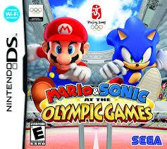 Mario Sonic at the Olympic Games (região Europa) - Ds