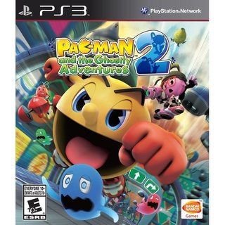 Pac-Man e as Aventuras Fantasmagóricas 2 - Ps3