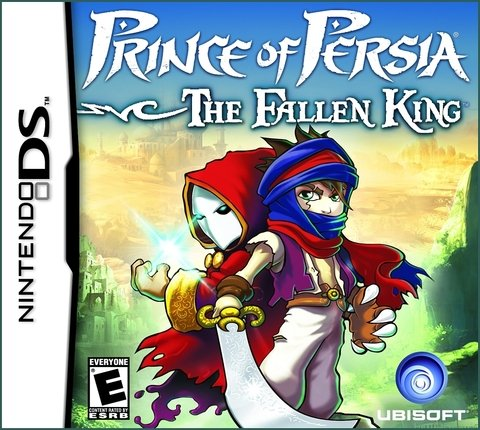 Prince Of Persia: The Fallen King - Ds
