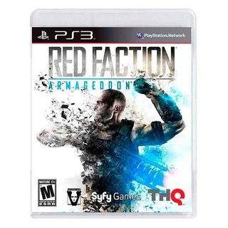 Red Faction Armageddon - Ps3