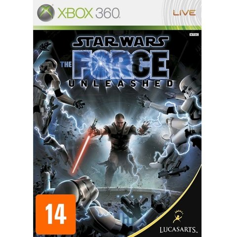 Star Wars: The Force Unleashed - Xbox 360