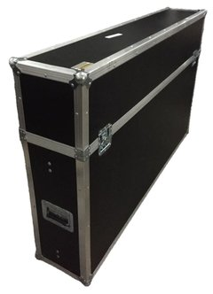 Road Case Para Tv 65 Polegadas duplo na internet
