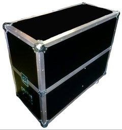 Flight Case Duplo Para Rcf HD 32-A MK4