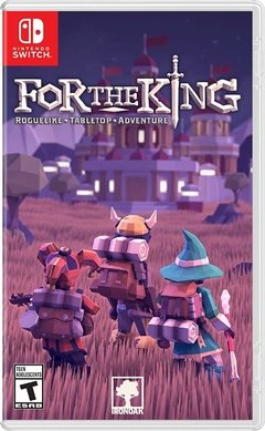 For The King - Nintendo Switch