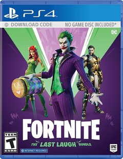 Fortnite: La Ultima Risa (The Last Laugh) - Playstation 4