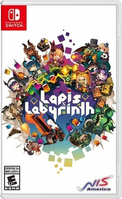 Lapis x Labyrinth XL (Limited Edition) - Nintendo Switch