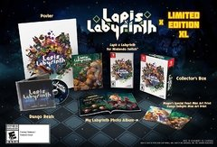 Lapis x Labyrinth XL (Limited Edition) - Nintendo Switch - comprar online