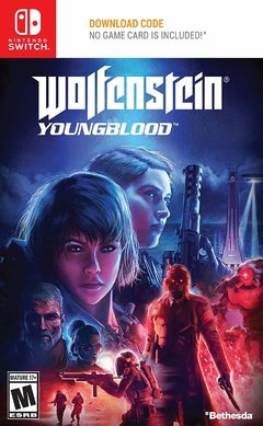 Wolfenstein Youngblood Deluxe (Caja con Código) - Nintendo Switch
