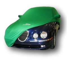 Capa Jaguar S-Type
