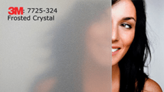 7725-324 FROSTED CRYSTAL
