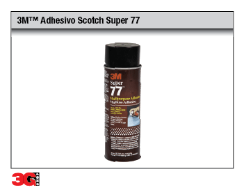 Adhesivo Scotch Super 77