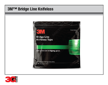 3M(TM) Bridge Line Knifeless