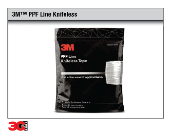 3M(TM) PPF Line Knifeless