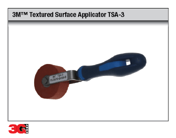 Textured Surface Applicator TSA-3