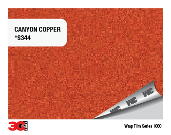 1080-S344 CANYON COPPER - comprar online