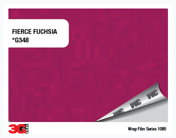 1080-G348 FIERCE FUCHSIA