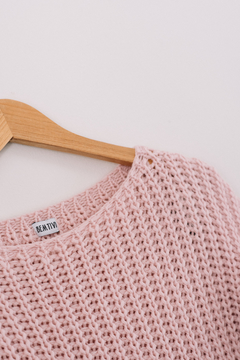 tricot oversized - loja online