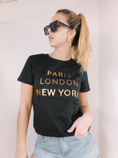 Remera NEW YORK en internet