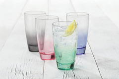 SET X 8 VASOS COLOR 503ML