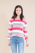Sweater rayado 903512100 - scombro
