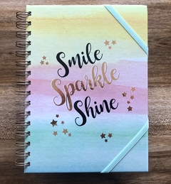"Smash Book ""Sparkle and Shine"" - C2designs"