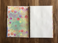 "cuaderno ""Peacock"" - C2designs"