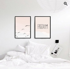 SET FREEDOM AND DREAMS