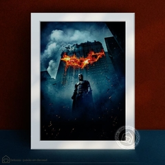 Batman The Dark Knight - Quadro Decorativo
