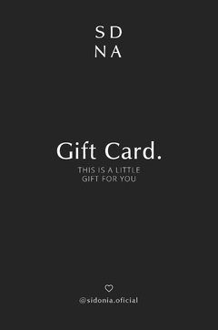 Gift Card Online $ 2.000 - $ 10.000