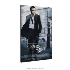 Poster 007 Cassino Royale na internet