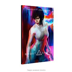 Poster A Vigilante do Amanhã: Ghost in the Shell na internet