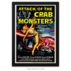 Poster Attack of the Crab Monsters