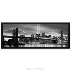 Poster Ponte do Brooklyn - New York - comprar online