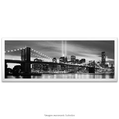 Poster Ponte do Brooklyn - New York na internet