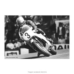 Poster Mike Hailwood - QueroPosters.com