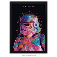 Poster Star Wars - Soldier