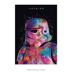 Poster Star Wars - Soldier - QueroPosters.com