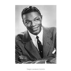Poster Nat King Cole - QueroPosters.com