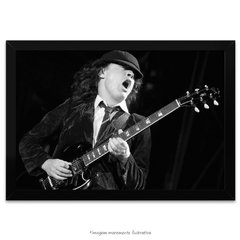 Poster Angus Young