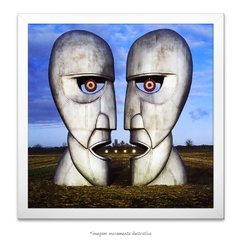 Poster The Division Bell - Pink Floyd - comprar online