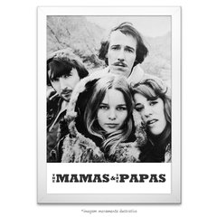 Poster The Mamas & The Papas - comprar online