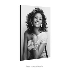 Poster Whitney Houston na internet