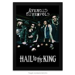 Poster Avenged Sevenfold
