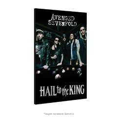 Poster Avenged Sevenfold na internet