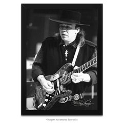 Poster Stevie Ray Vaughan